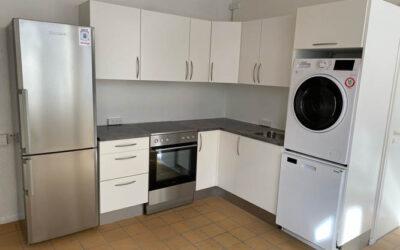 Nyrenoveret 50 m2 lejlighed til leje i Kolding – UDLEJET!