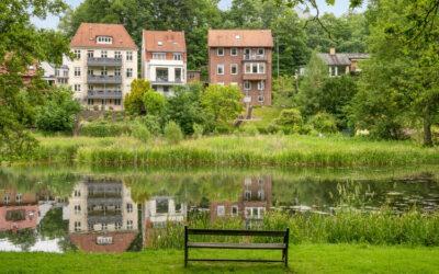 2 vær. lejlighed til leje i Vejle med fantastisk udsigt!