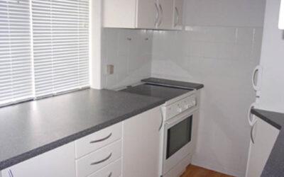 STOR 4 vær. lejlighed på 108 m2 til leje i Sdr. Omme